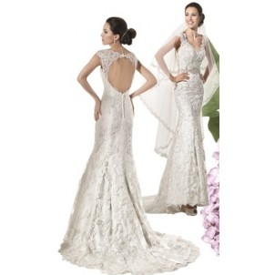 Demetrios Bridal 1460 - UK12