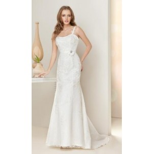 Demetrios Bridal L707 - UK14