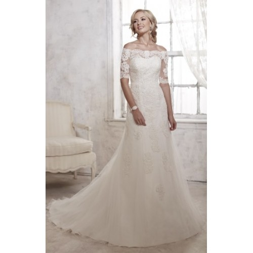 Eternity Bridal D5306 - UK18