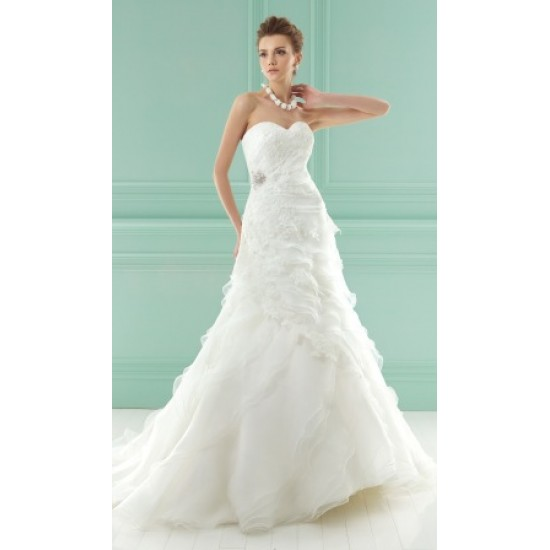 Jasmine Bridal Style F141008