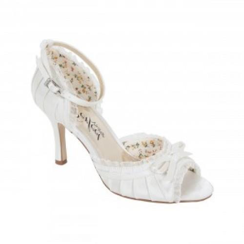 Bridal Shoe - Carole