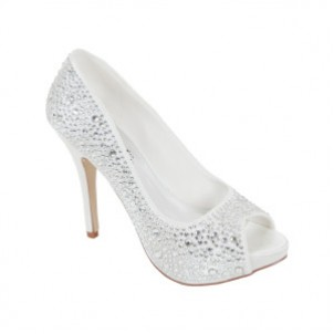 Bridal Shoe - Sarah