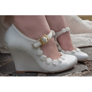 Bridal Shoe - Elsie