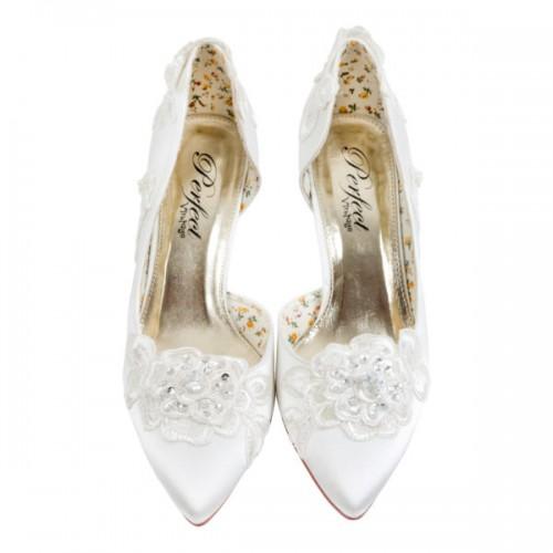 Bridal Shoe - Annie