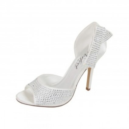 Bridal Shoe - Avril