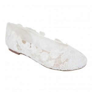 Bridal Shoe - Erin