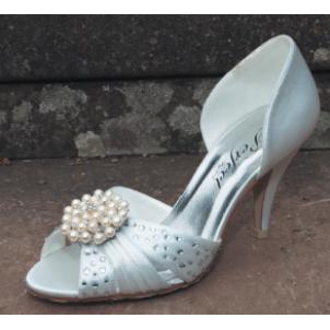 Bridal Shoe - Marilyn