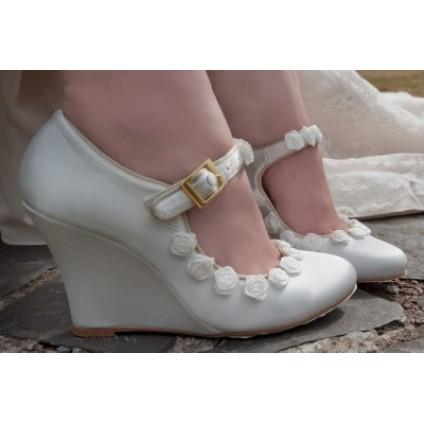 Bridal Shoe - Elsie