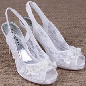 Bridal Shoe - Lottie