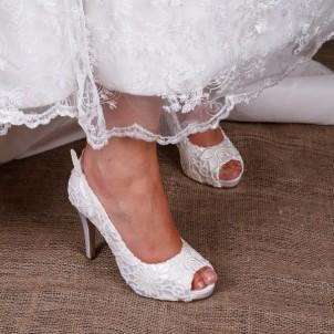 Bridal Shoe - Polly